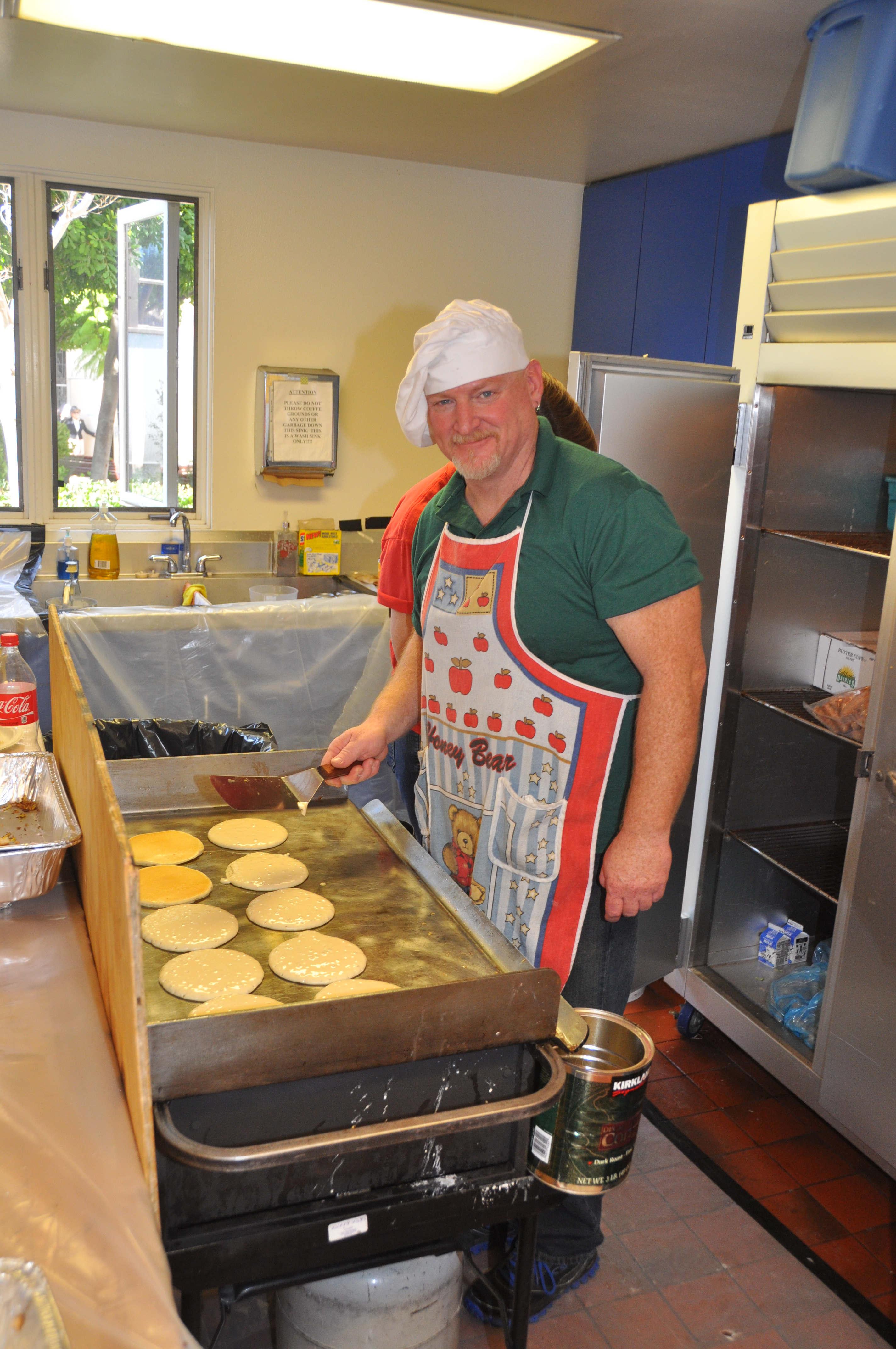 2013 troop 11 pancake breakfast huge success
