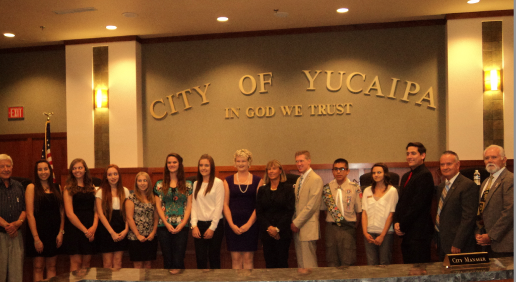 Eagle Scout, Andrew Samaniego appointed to Yucaipa Youth Commission