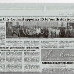 Andrew Samaniego appointed to Yucaipa Youth Advisory Committee