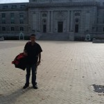 Samaniego at Naval Academy