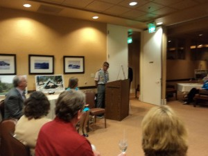 Andrew Samaniego delivers key not speech at BSA event
