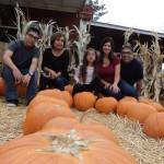 Samaniego Family Pumpkin Patch 2013