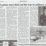 Andrew Samaniego - Yucaipa News Mirror