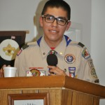 Farewell Troop 11 this is my last day as your Senior Patrol Leader. I will always remember this unbelievable experience.