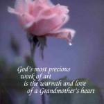 grandmother poem