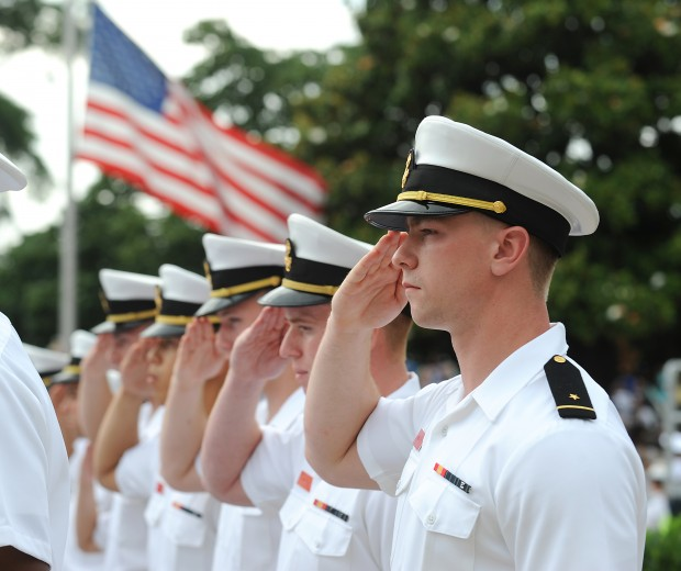 USNA Midshipman