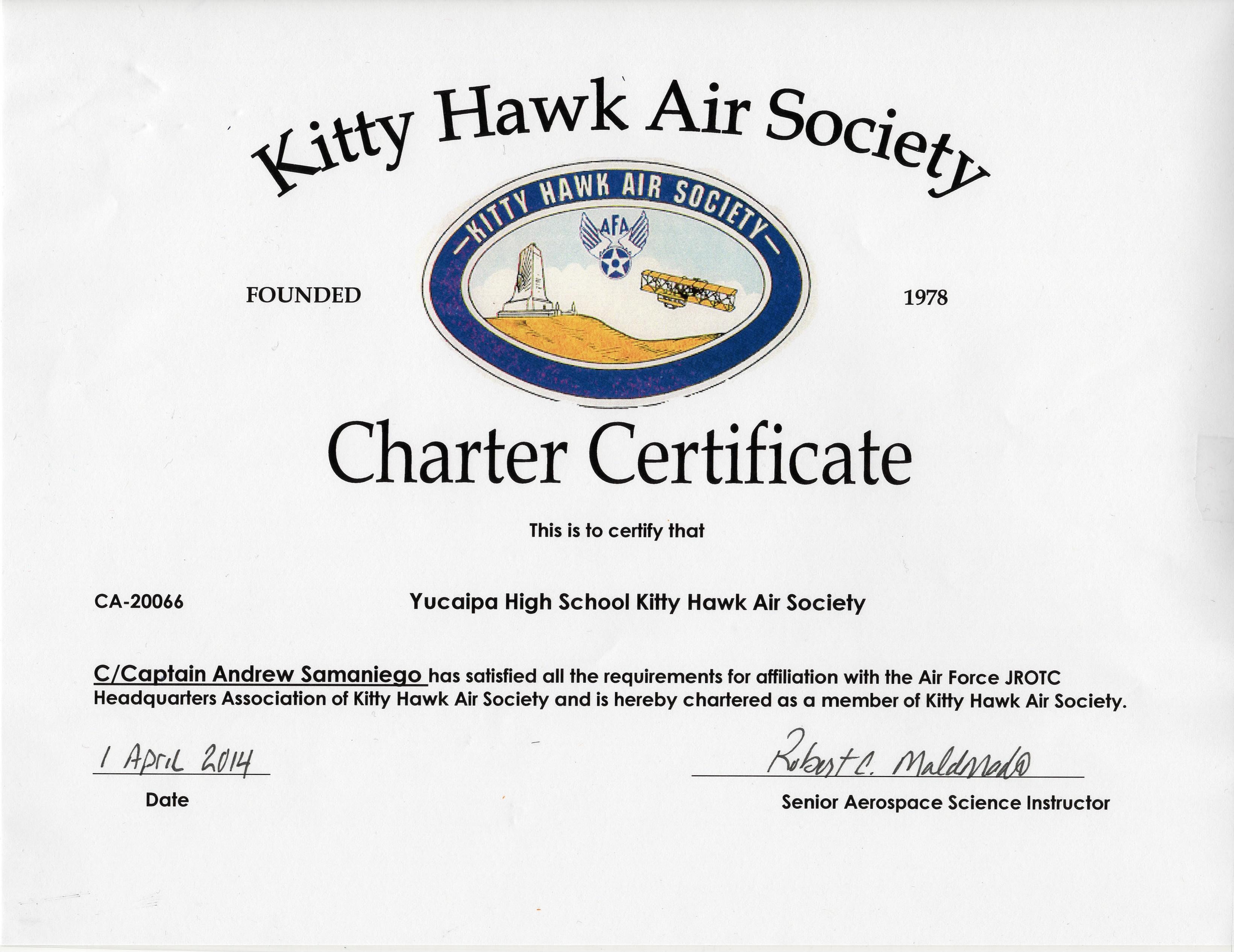 Kitty Hawk Air Society