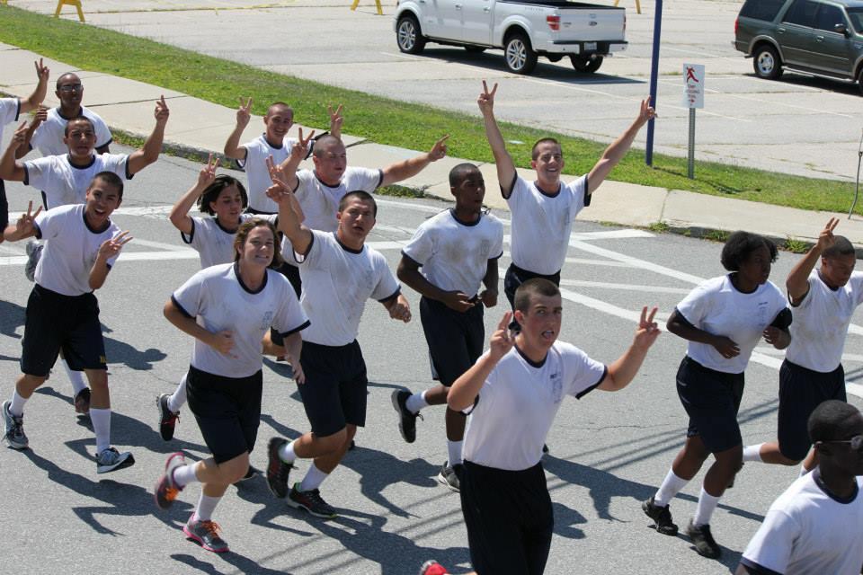 Naval Academy Prep School - Indoc 6