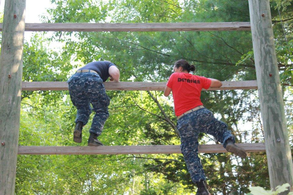 Naval Academy Prep School- Indoc 6