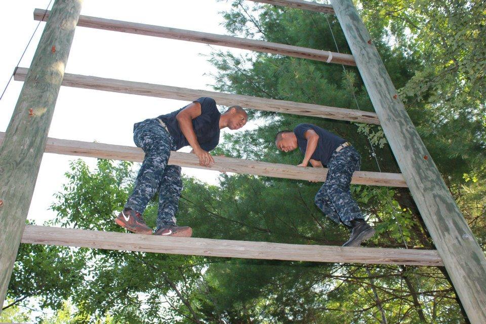 Naval Academy Prep School- Indoc 7