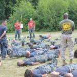 Naval Academy Prep School- Indoc 1