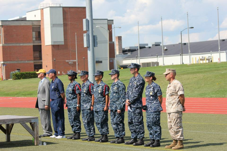 Drill Ceremony and Review