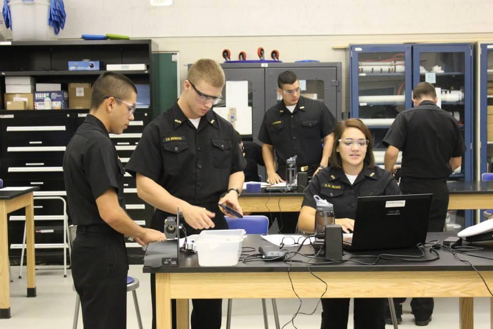 Physics at Naval Academy Prep School Andrew Samaniego